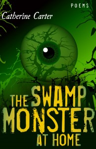 Cover of Swamp Monster, book